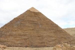 エジプトのピラミッド(?)