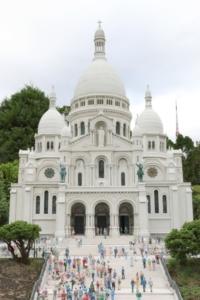 フランスのサクレクール寺院(?)