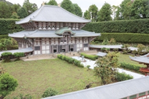 奈良県の東大寺(?)