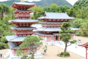 奈良県の薬師寺(?)