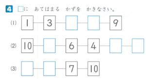 トップクラス問題集 さんすう 小学1年